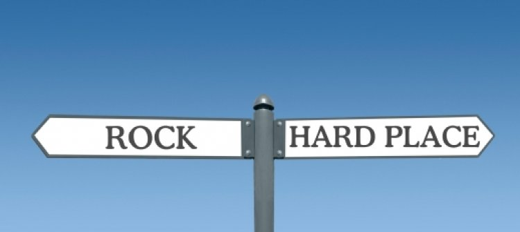 Soapbox – Between a Rock and a Hard Place