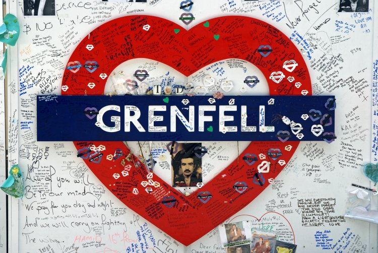 Grenfell - The Bonfire of Red Tape