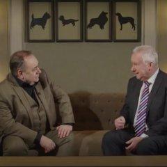 Alex Salmond & Alex Neil MSP